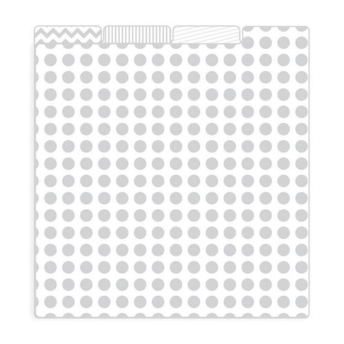 Couture Creations - Magnetic Storage Sheets - Tabbed