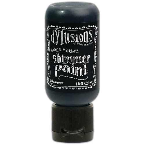 Dylsuions - Shimmer Paint - Black Marble