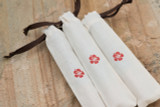 Kanilea 100% unbleached cotton drawstring bags for fountain pens and ballpoint pens