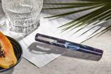 Kanilea Aolani fountain pen, Classic profile, and Argentium Silver clip