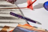 Kanilea Aolani ballpoint pen with sterling silver medallion