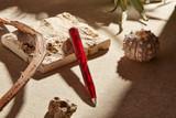 Kona Cherry Ballpoint Pen