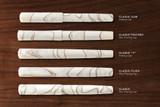 Kanilea available fountain pen design profiles