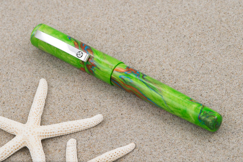 Gecko Fountain Pen