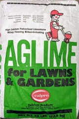 Calpro Ag-Lime (powdered/pulverized)