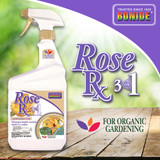 Rose RX Organic 3 in 1 Fungicide, Insecticide, Miticide