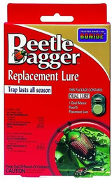 Japanese Beetle Bagger Replacement Dual Lure