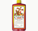 Cole's Flaming Squirrel Seed Sauce 16 oz.