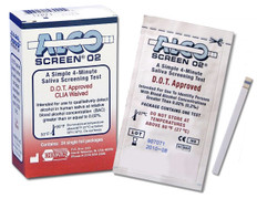 Alco Screen Saliva Tests