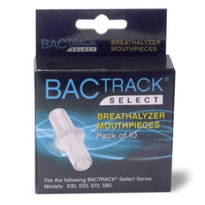 BACtrack Select Series Mouthpieces - Pack of 10