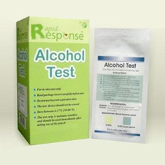 Saliva Alcohol Test (Box of 25)