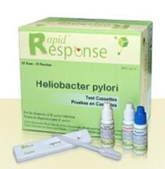 Rapid Response H.Pylori Test