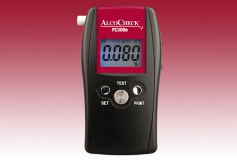 FC300e Alcohol Breathalyzer