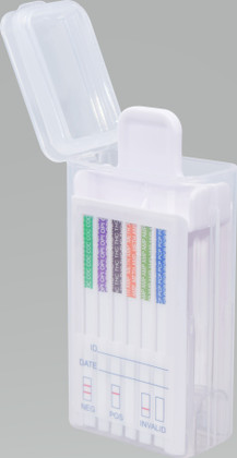 5 Panel Saliva Test