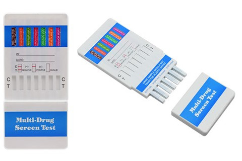 12 panel dip card with etg