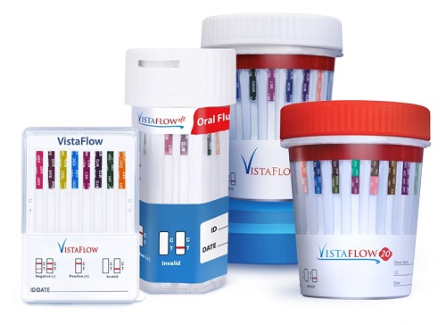 VistaFlow Drug Test Devices