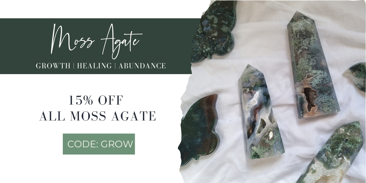 Moss Agate Australia