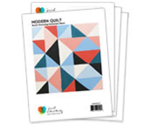 Modern Quilt Design Image