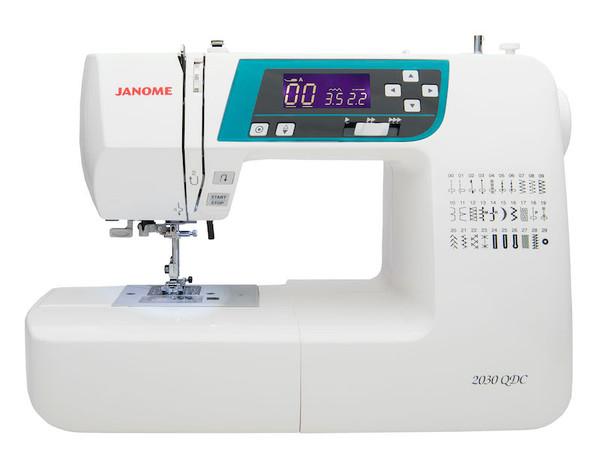 Janome 2030QDC-B Sewing Machine