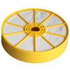 Filter kit for Dyson DC07 (Hepa + Foam + seal)