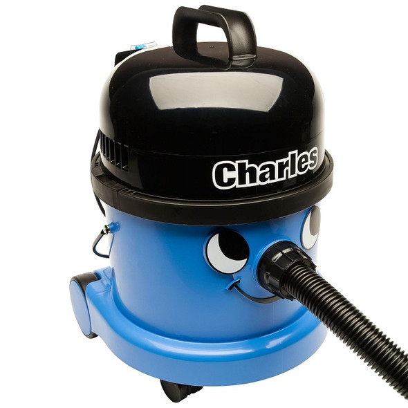 Numatic Charles CVC370 Wet and Dry Vacuum Cleaner