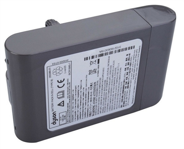Genuine Dyson Battery for V6 AND DC58, DC59 Stick vacuums