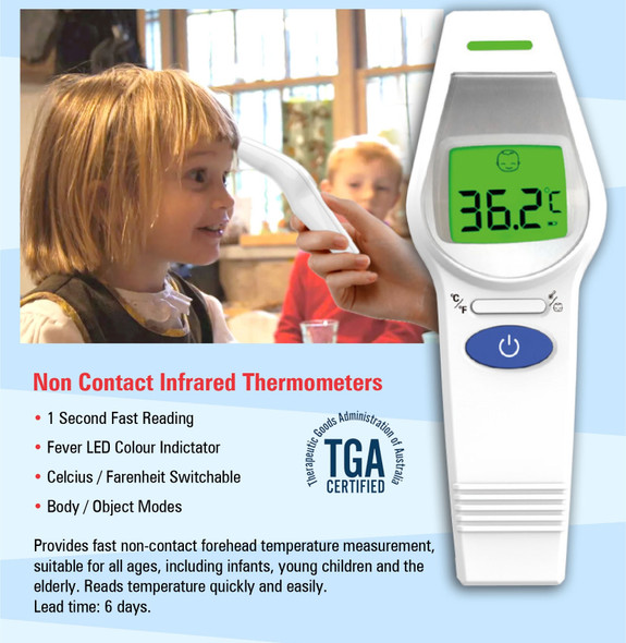 TH01 Infrared Thermometer - Contactless