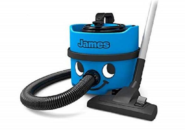Numatic James JVP180 commercial  vacuum cleaner