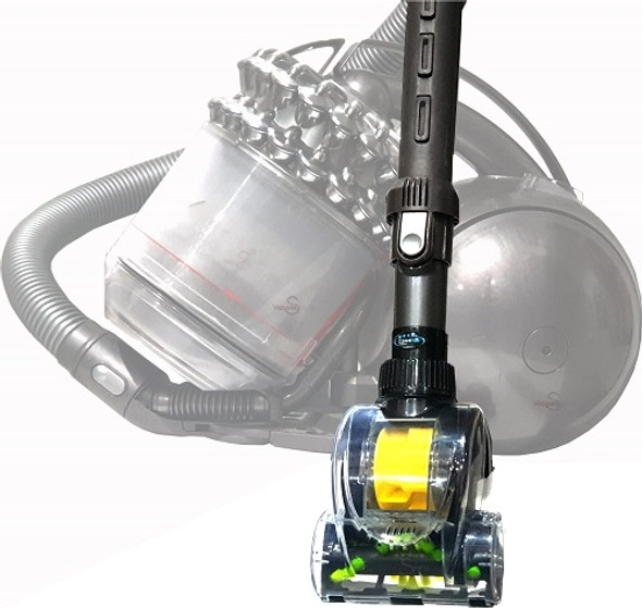 Mini turbo head for DYSON vacuum cleaners