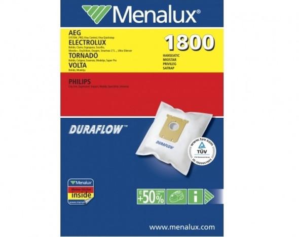 Menalux 1800 Electrolux Vacuum Bags