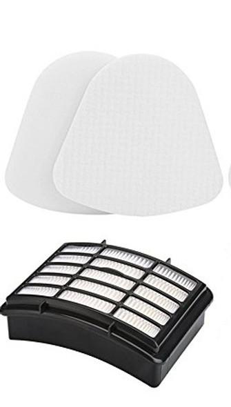 Filter Kit for Shark Navigator Lift Away NV350 Series