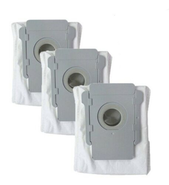 3 X vacuum bags for iRobot Roomba i3+, i7+ and s9+  robot vacuum cleaners