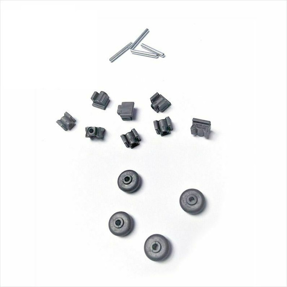 Soleplate wheels for Dyson DC54, DC39, DC37, CY18 and more