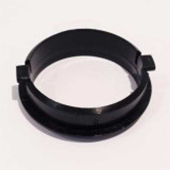Standard Plastic Vacuum handle, Bent End Piece 32mm