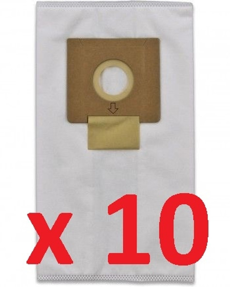 10 X Bags for Hoover Vacuum (Smart, Aura, Mode, Allergy and more)