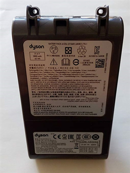 Genuine Dyson Battery for ALL V8 (SV-10) cordless vacuum cleaners