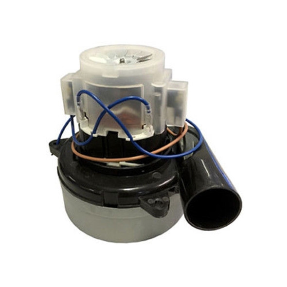 1100 Watt 2 stage Tangential Vacuum Motor for Ducted Systems & Carpet Extractions