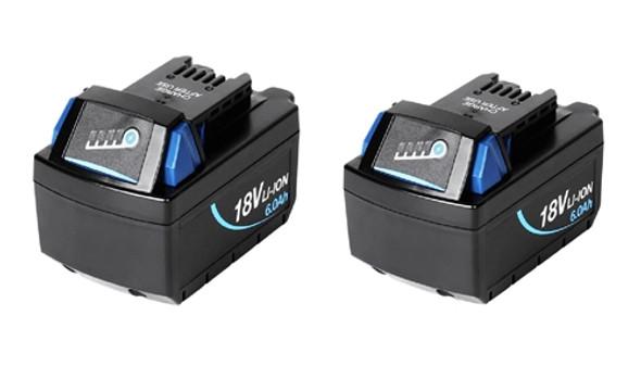 2 x Battery Pack Pacvac Superpro and Pacvac Velo