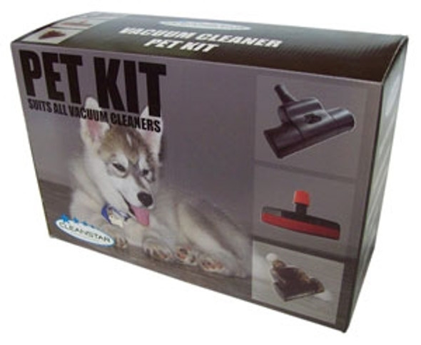 Pet Tool Accessory Kit for vacuum cleaners