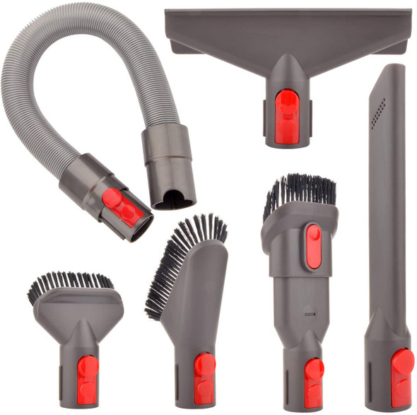 Complete tool kit for Dyson V7 V8 V10 V11 V12 and V15 vacuum cleaners