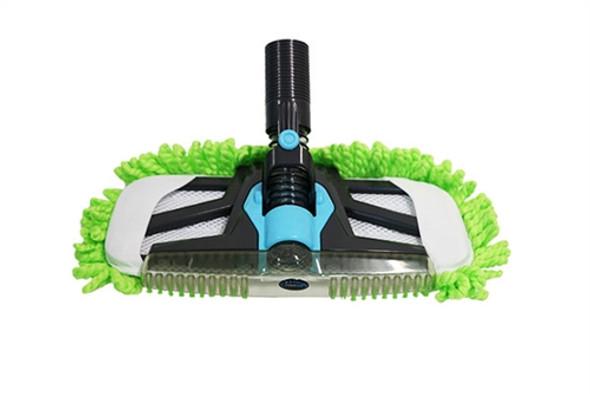 Deluxe vacuum hard floor tool with microfibre dust mop 32mm