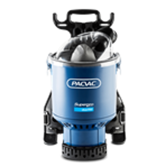 Pacvac Superpro Duo 700 commercial backpack