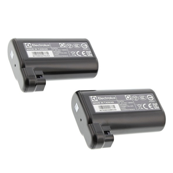 2 x Batteries Electrolux Purei9, RX9 Robot Vacuum Cleaners