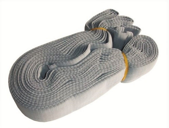 Hose Sock Knitted with tube Grey 12 Metre