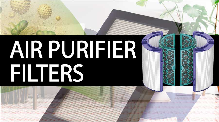 Make the most out of your air purifier with new clean filters. You will find Genuine and generic Dyson Air purifier filters in this category.