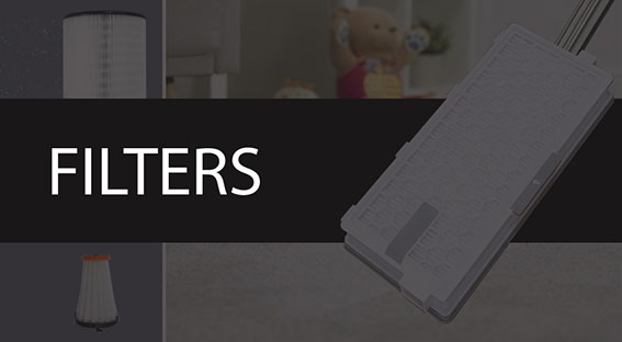 Replace your filters to improve air quality in your home as well as the health of your family. Find filters for vacuum cleaners as well as air purifiers. Click for a full range.