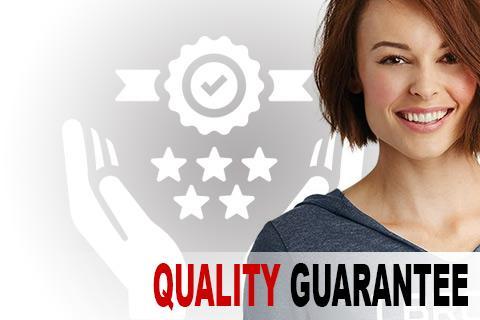 Quality Guarantee