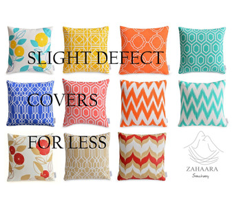 Slight Defects Waterproof Outdoor Cushion Covers