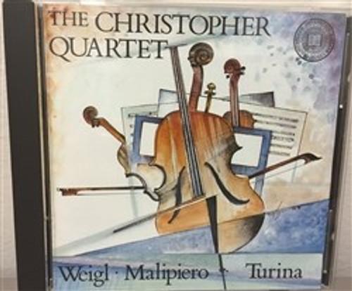 CD The Christopher Quartet CD