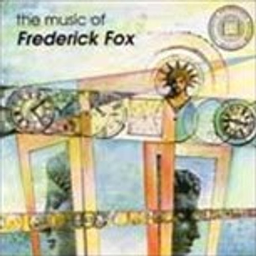 CD The Music of Fredrick Fox